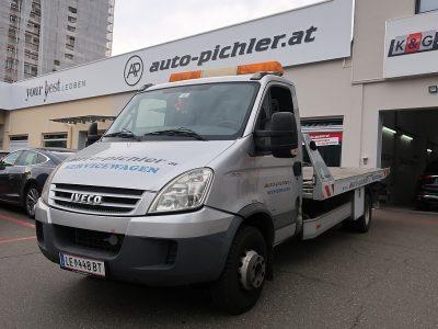IVECO Pritsche/Abschleppwagen bei Auto Pichler in Leoben