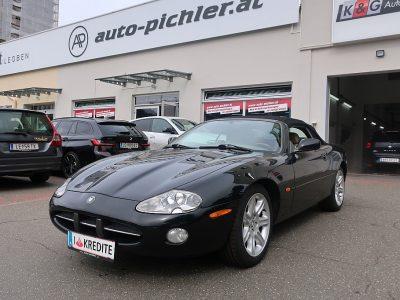 Jaguar XK8 Cabrio bei Auto Pichler in Leoben